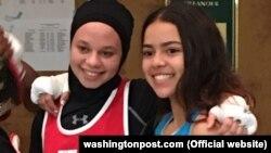Amaiya Zafar və Aliyah Charbonier