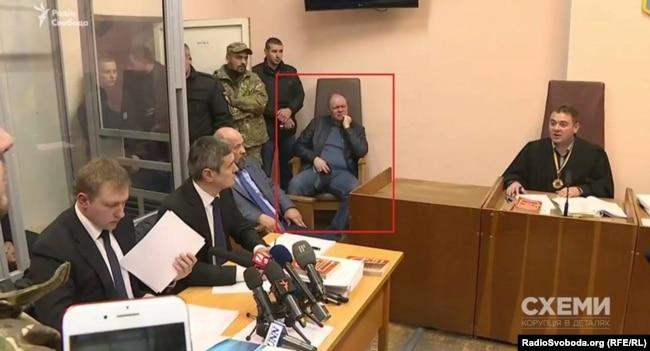 Обрання запобіжного заходу Олександру Авакову. Депутат Дзендзерський на «почесному» місці біля судді