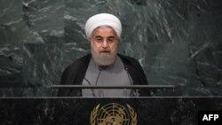 Hasan Rohani pred Glavnom skupštinom UN -a