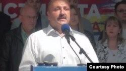 Панче Иванов, претседател на општинската организација на СДСМ во Велес.