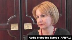 Теута Арифи, градоначалничка на Тетово