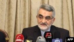 علاءالدین بروجردی، رئیس کمیسیون امنیت ملی مجلس