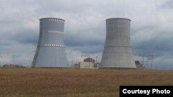 Атом электр станциясының құбыры (Көрнекі сурет).