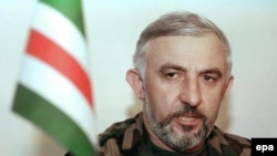 Chechen leader Aslan Maskhadov was killed in 2005