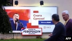 Besmislena avantura sa referendumom iskorištena u predizborne svrhe, smatraju u opoziciji RS