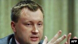 Gay rights activist Nikolai Alekseyev