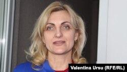 Primărița Valentina Casian
