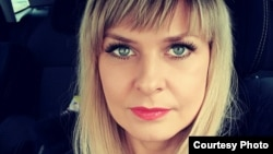 Алена Колікава, якую называў на працэсе адвакат Сяргей Кротаў. Але суд адмовіўся далучаць да справы сабраныя адвакатам дакумэнты