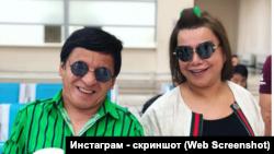 """Yulduz Usmonova va Obid Asomov Karimov davrida """"zapret"""" qo'yilgan san'atkorlar qatorida edilar."""