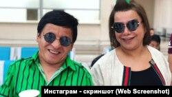 Обид Асомов бо Юлдуз Усмонова
