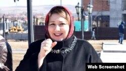 Ингушская активистка Зарифа Саутиева
