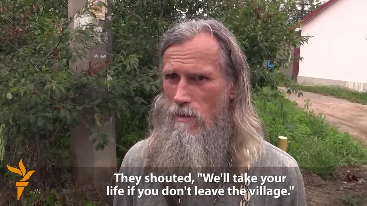 Pro-Russian Cossacks Seize Ukrainian Church In Crimea