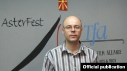 Горан Тренчовски, режисер.