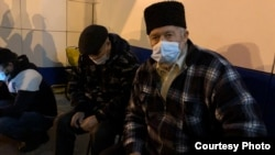 Ночь на Керченском мосту: крымчане не смогли поддержать фигурантов «дела Хизб ут-Тахрир» (фотогалерея)