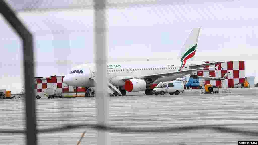 Государственная инспекция труда Татарстана начала проверку авиакомпании «Татарстан»