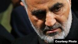 Qüds qüvvələrinin komandanı general Qassem Soleimani İslam Keşikçiləri Korpusunun xarici əməliyyatlarını həyata keçirir