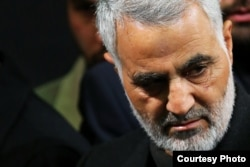 As commander of Iran's Quds Force, Qasem Soleimani had coordinated operations involving Hizballah.