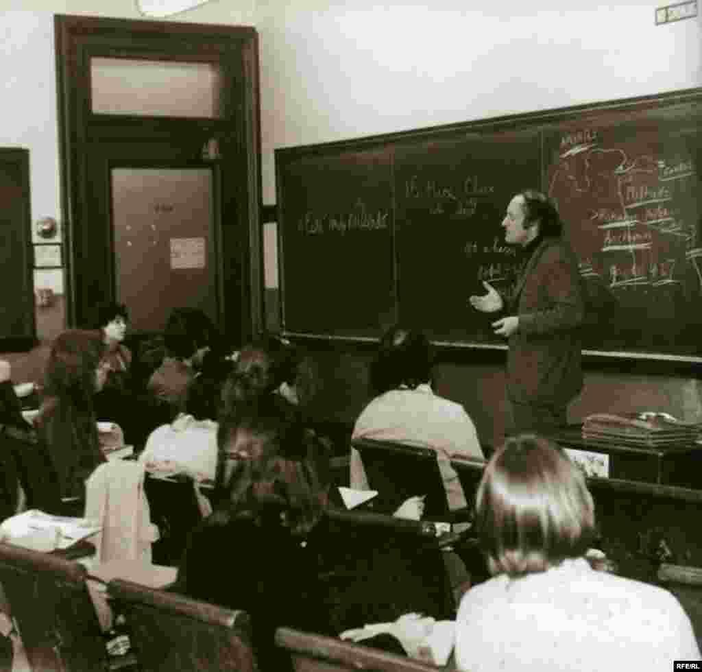 Бродский в Нью-Йорке. Учитель поэзии #5
