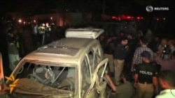 Bombing In Karachi Targets Senior Police Officer