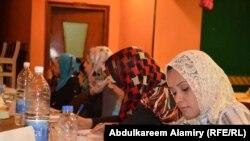 مشاركات في دورة صحافية بالبصرة