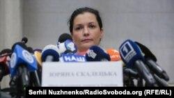 Очільниця МОЗ Зоряна Скалецька поки ситуацію не коментувала
