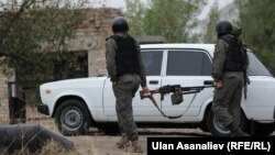 Бишкектеги террорго каршы операция, 14-октябрь, 2015-жыл