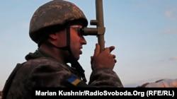 Український солдат на Донбасі, 21 квітня 2019 року