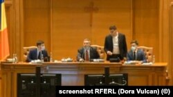România - Primul scandal provocat de AUR în parlament