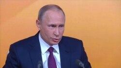 Путин о плакате