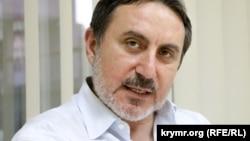 Координатор громадянської блокади Криму Ленур Іслямов