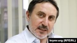 Координатор громадянської акції з блокади Криму Ленур Іслямов