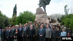 Azərbaycanda 40 minədək müharibə veteranı var, Bakı, 9 may 2008