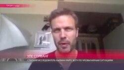 HRW: контейнеры с отравляющими газами с вертолетов не могла сбросить сирийская оппозиция