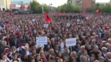 Thousands Protest In Kosovo Over Possible Land Swap With Serbia