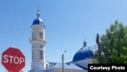 Белая мечеть Астрахани