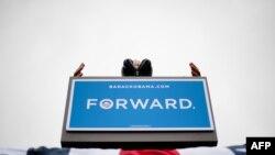 Tubimi zgjedhor i Obamas në Ajova