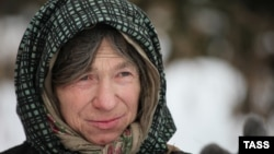 Agafia Lykova has spent her whole life in a remote part of the Siberian taiga. The nearest human settlement is two weeks' walk from her home.