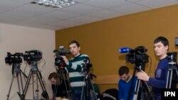Policija je Neferoviću izrekla i mjeru zabrane približavanja novinaru Maldenu Mirkoviću, ilustrativna fotografija