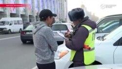 Дорожный активист, которого боятся кыргызские гаишники