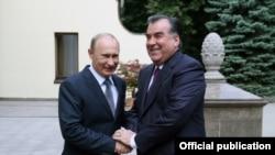 Мулоқоти Путину Раҳмон дар Маскав дар моҳи август