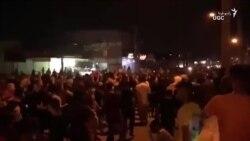گسترش اعتراضات خوزستان به سایر نقاط کشور