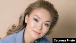 Казахстанская певица Калия (Акмаржан Кушербаева).