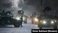 Троє озброєних людей увірвалися до університету 2 листопада і понад п'ять годин вели перестрілку зі співробітниками сил безпеки