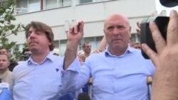 Budva: Carević i Radović na slobodi
