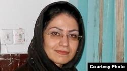 سلامت بهاره هدایت، فعال حقوق زنان در ایران،