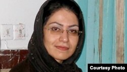 Iran -- Iranian student activist Bahareh Hedayat, who was arrested in the aftermath of the 2009 anti-government protests following disputed presidential elections.