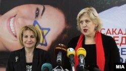 Претставничката за слобода на медиуми на ОБСЕ, Дуња Мијатовиќ