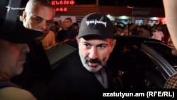 Никол Пашинян, Ереван, 18 сентября 2018 г.