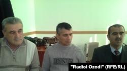 Се вакили Зайд Саидов