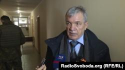 Віктор Чевгуз, адвокат Віктора Агеєва